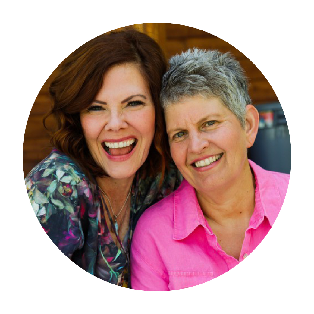 EP 91: Beauty of Conflict with CrisMarie Campbell and Susan Clarke